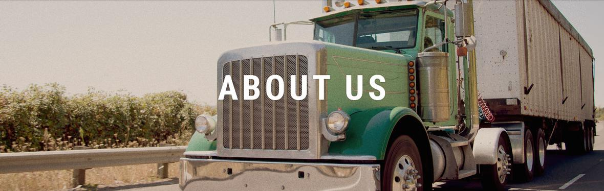 Banner picture for About Us page for Mid-West Truckers Association
